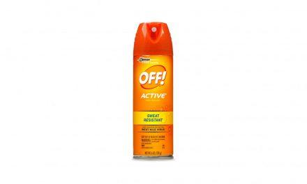 OFF! Antimuggenspray om je te beschermen