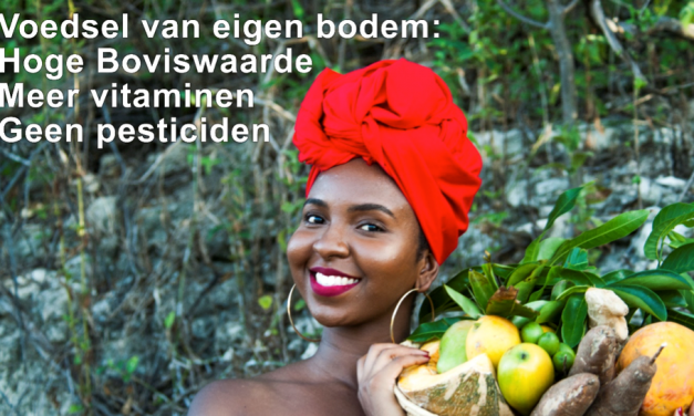 Gezondheid in de Curaçaose keuken