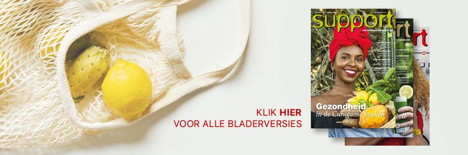 Support editie bladerversies