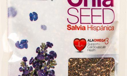 Flax Seed en Chia Seed, superfoods van Badia