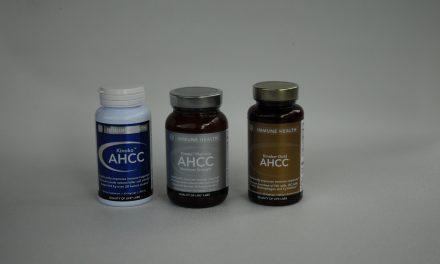 AHCC en Immuno Complex