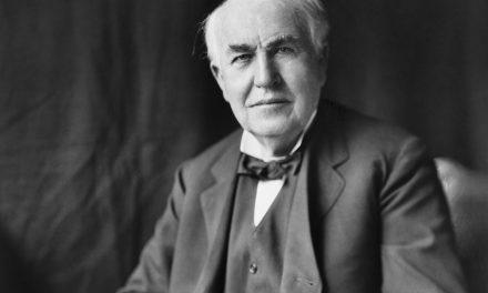 Uitvinder Thomas Edison