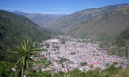 Equador, terug naar de natuur