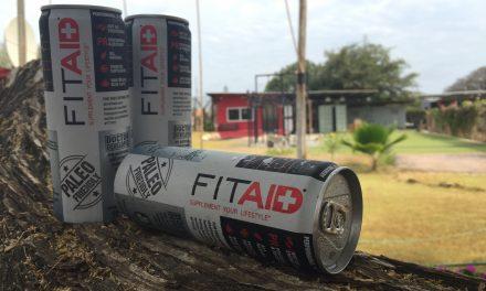 FitAid de gezonde vervanger voor energiedrank