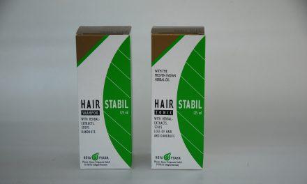 Hair Stabil tonic en shampoo