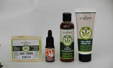 Dinah Veeris Products werkt samen met Jacob Hooy