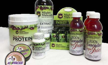 De gezondheidsvoordelen van de Mighty Muscadine