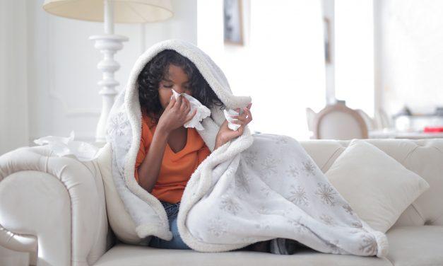 Griep of verkouden